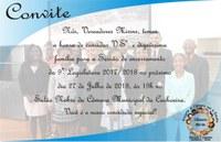 9ª Legislatura da Câmara Mirim se despede nesta sexta-feira