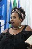 Ativista Quilombola do Iguape pede apoio à Câmara