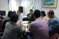 Câmara de Cachoeira vai ao TJ em busca de respostas sobre a situação da Comarca