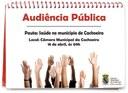 Câmara realiza Audiência Pública para discutir a saúde municipal