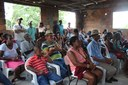 Comunidade do Calolé clama pela melhoria das estradas durante sessão itinerante