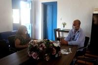 Nova delegada de Polícia de Cachoeira solicita apoio da Câmara de Vereadores