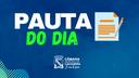 PAUTA DA 13ª SESSÃO ORDINÁRIA – 26 DE ABRIL