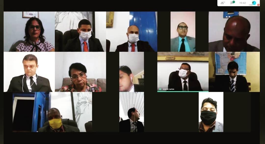 Primeira Sessão Virtual supera expectativas