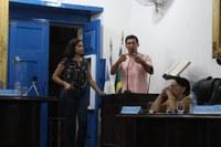 Representantes do Consórcio do Recôncavo destacam importância do SIM, em Tribuna Livre