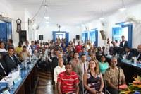 Sessão Solene homenageia os 181 anos de elevação de Cachoeira à categoria de cidade