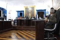 Sessão de Abertura do primeiro período Legislativo de 2018 conta com a presença do Prefeito e novidades entre os vereadores